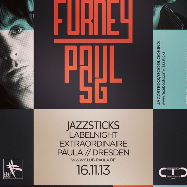 DJ Furney plays Dresden-16-11-2013