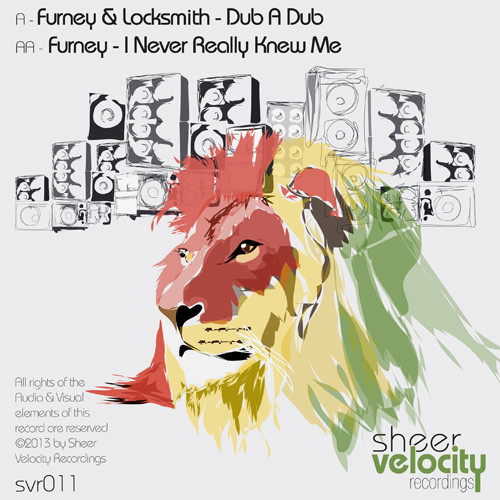 Furney and Locksmith - Dub A Dub - Sheer Velocity Recordings