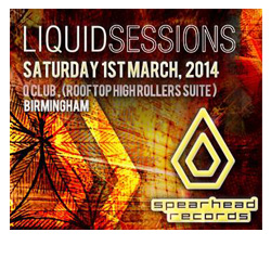 Furney plays Liquid Sessions - 01-03-2014