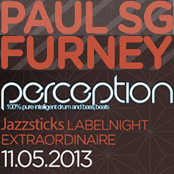 Furney plays at Perception-11-05-13