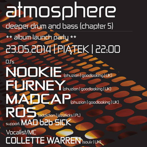 Furney plays Poland - Atmosphere - 23-05-14